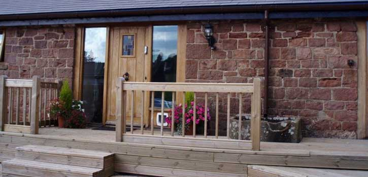 Puzzlewood Cottages to Let